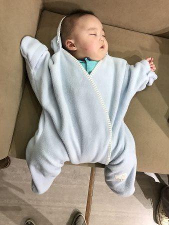 ショートスリーパー ®ベイビー生まれて5ヶ月